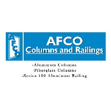 Aluminum Columns and Rails